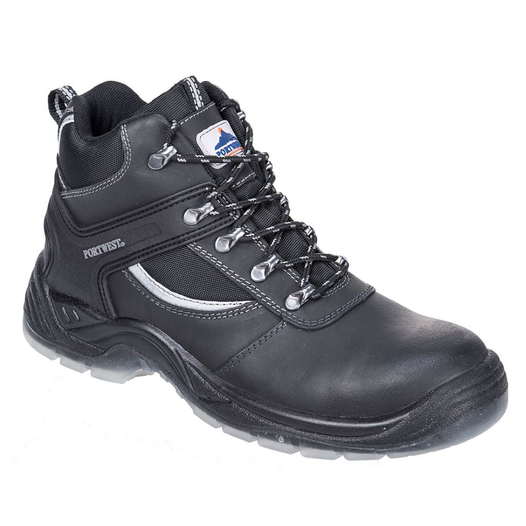 Steelite Mustang Hiker  13/48 FW69 Black