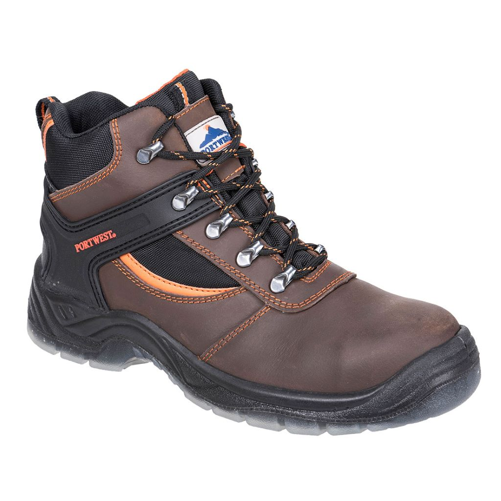 Steelite Mustang Hiker  13/48 FW69 Brown