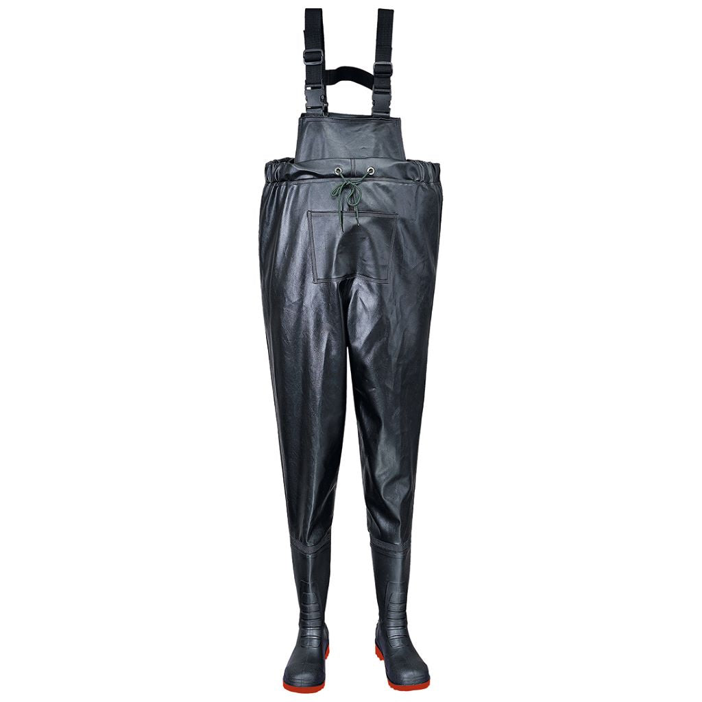 Chest Wader S5  48/13 FW74 Black