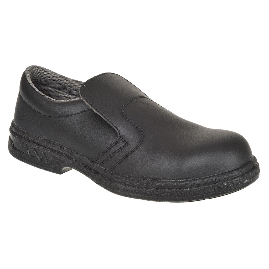 Slip-On Safety Shoe  S2 FW81 Black