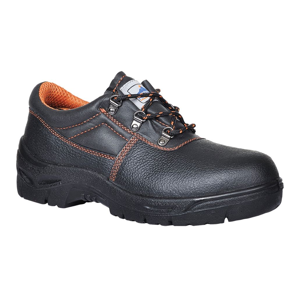 Ultra Safety Shoe S1P  48/13 FW85 Black