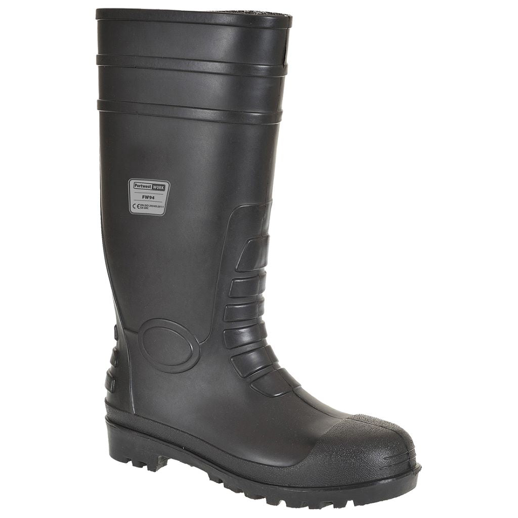 Safety Wellington  48/13 FW94 Black