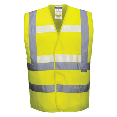 Glowtex Vest G470 Yellow