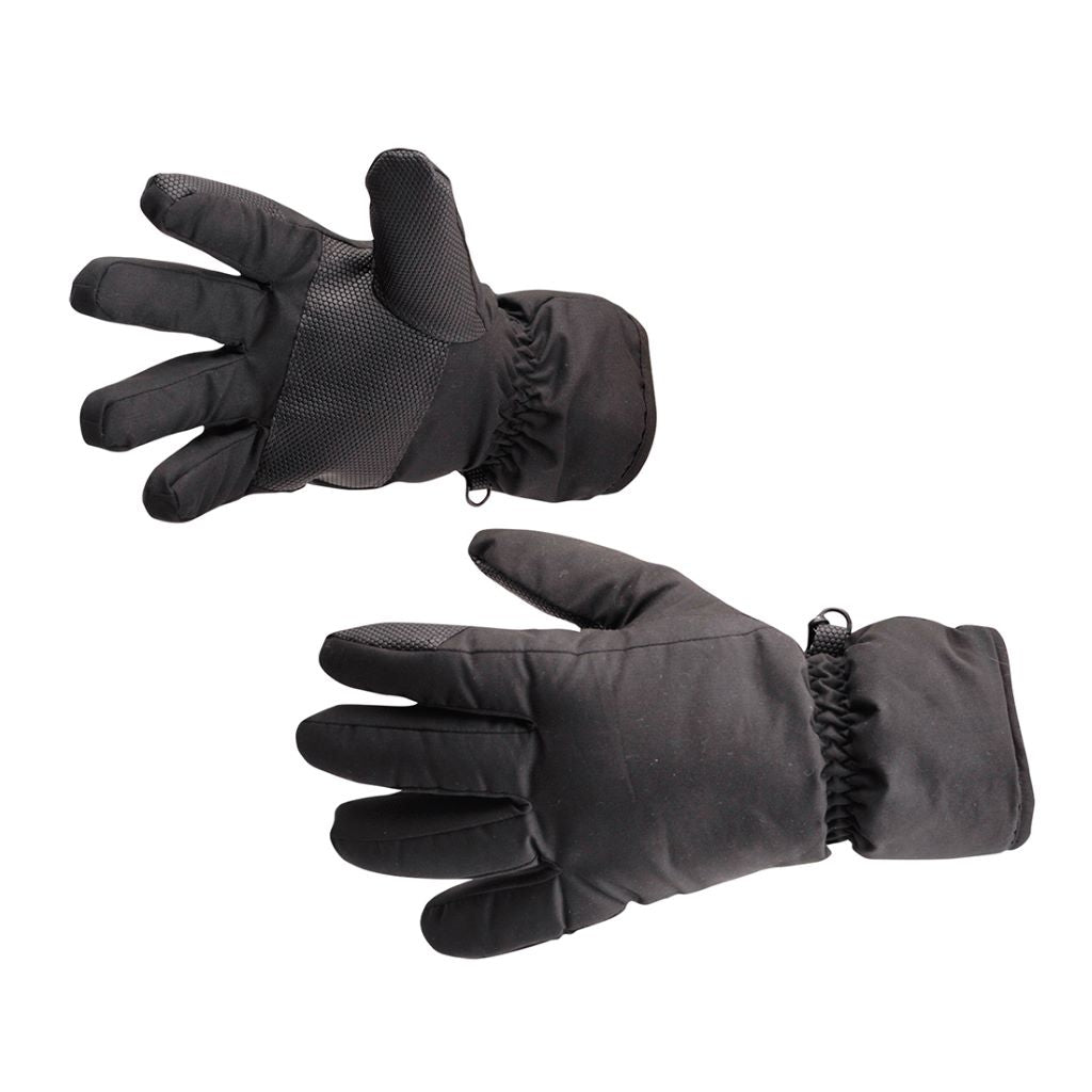 Waterproof Ski Glove GL10 Black