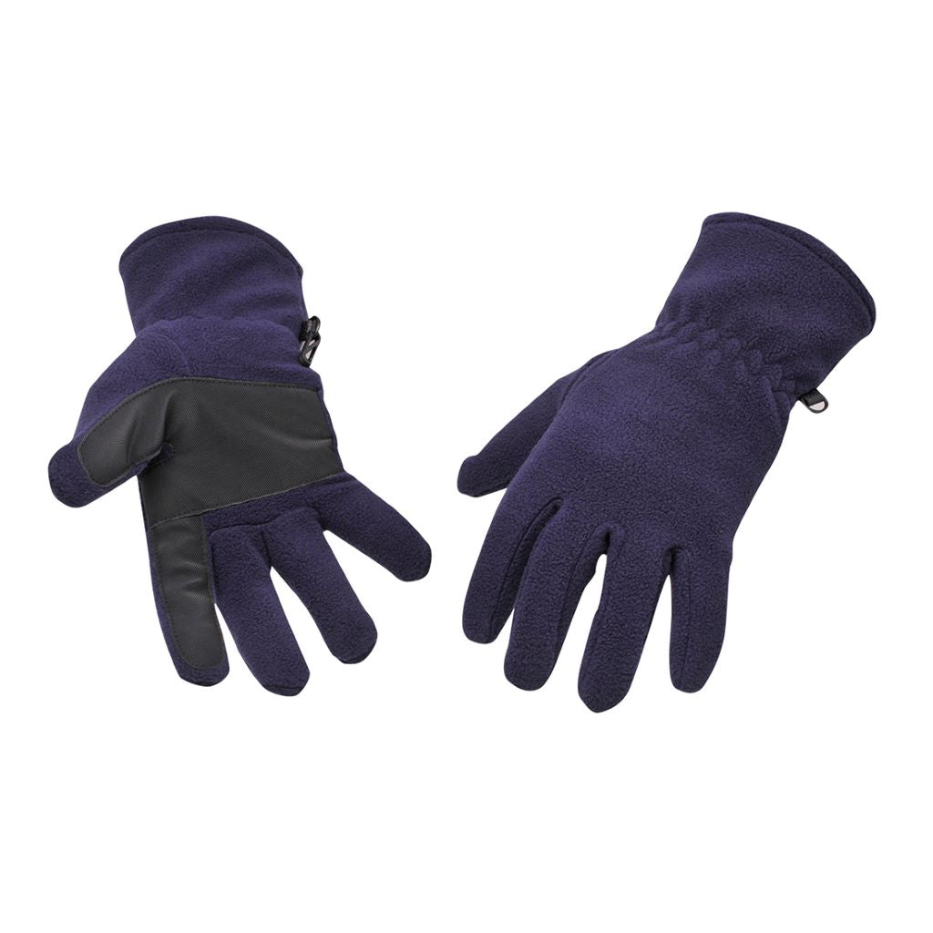 Fleece Glove GL11 Navy