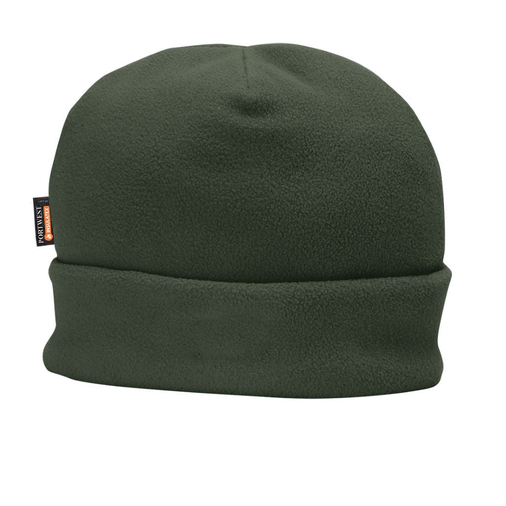 Insulatex Fleece Hat HA10 ForestGreen