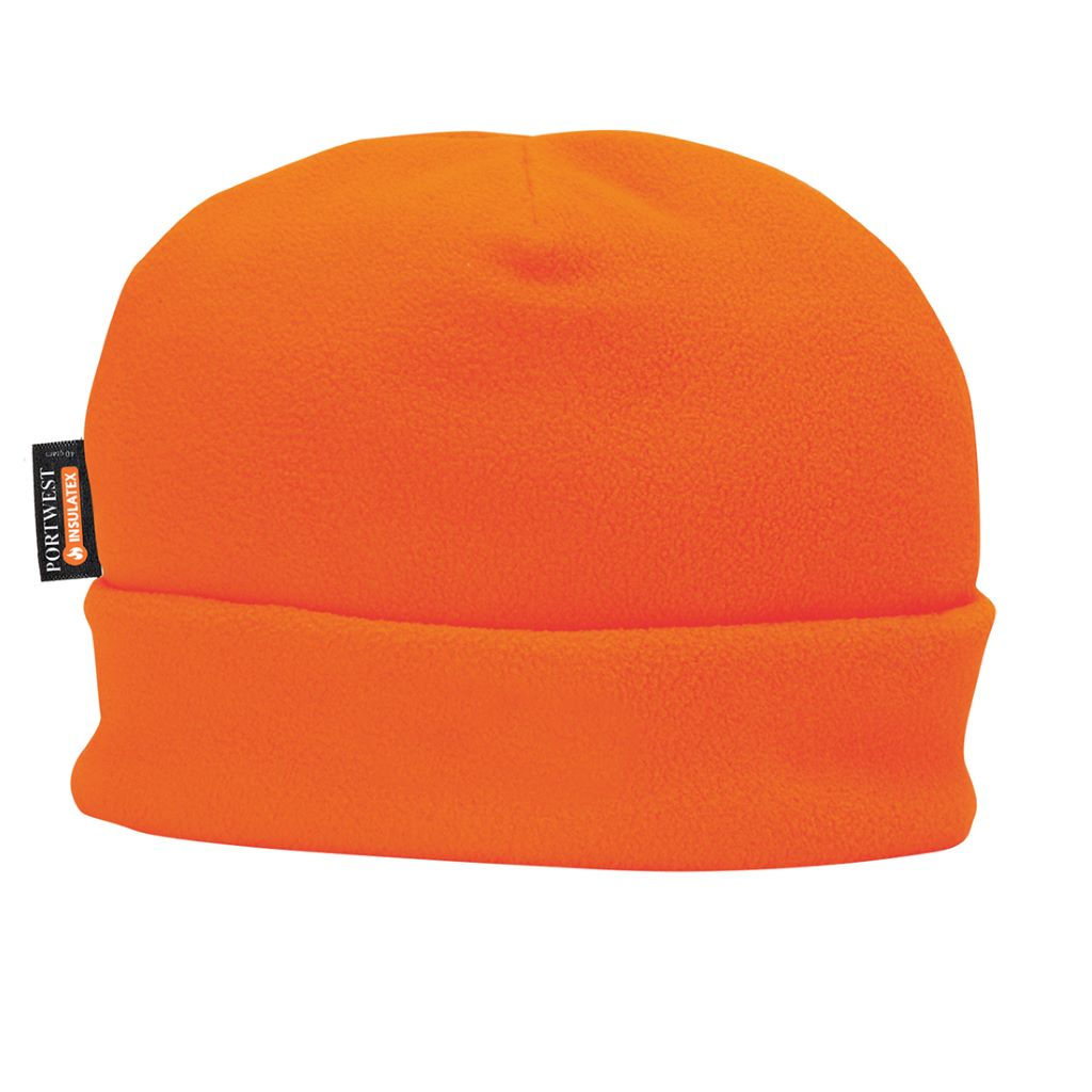 Insulatex Fleece Hat HA10 Orange