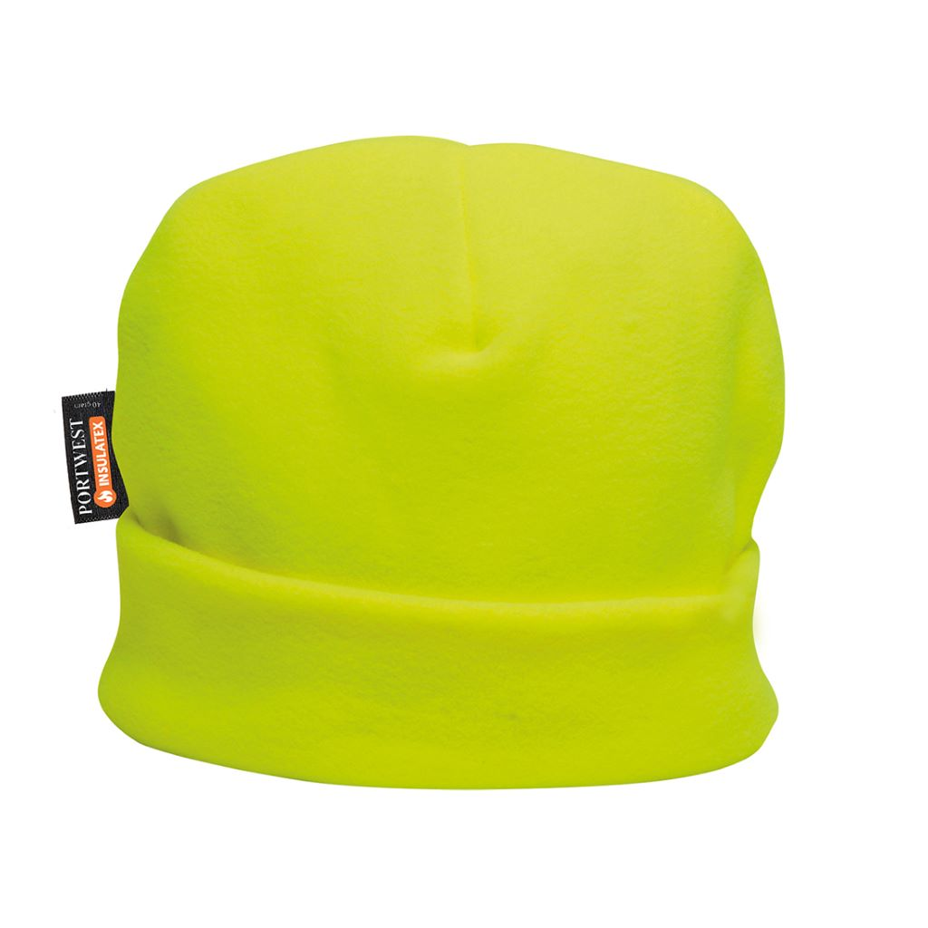 Insulatex Fleece Hat HA10 Yellow