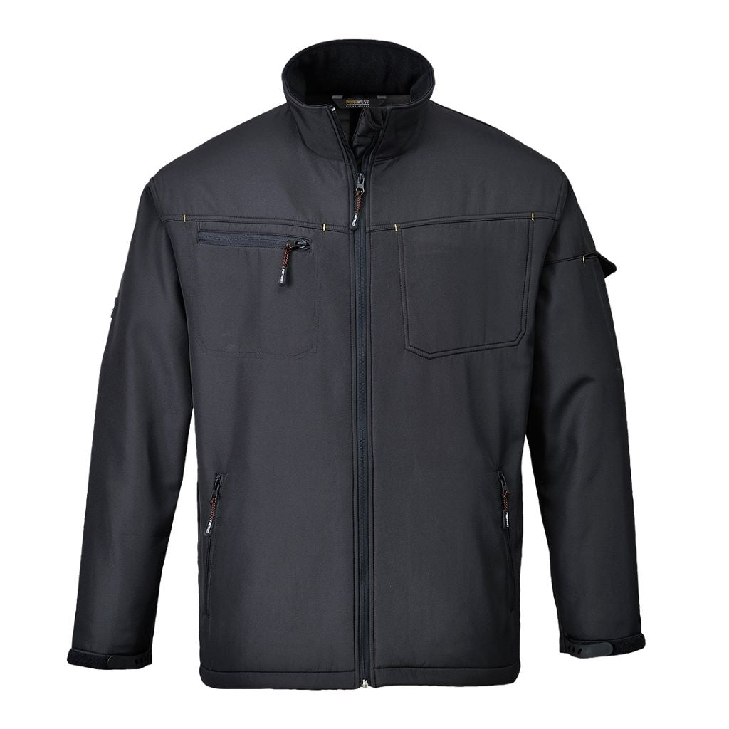 Zinc Softshell Jacket KS40 Black