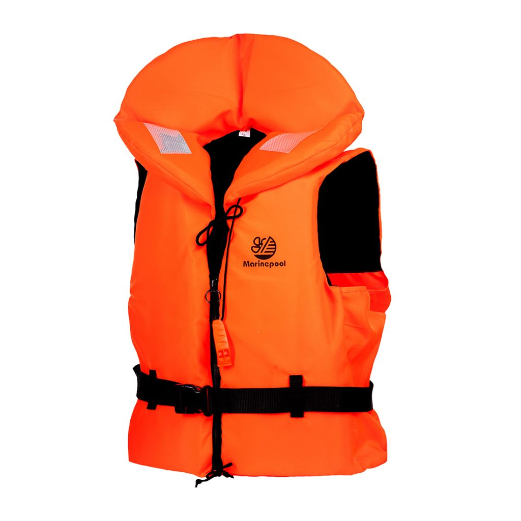 100N Buoyancy Vest LJ20 Orange
