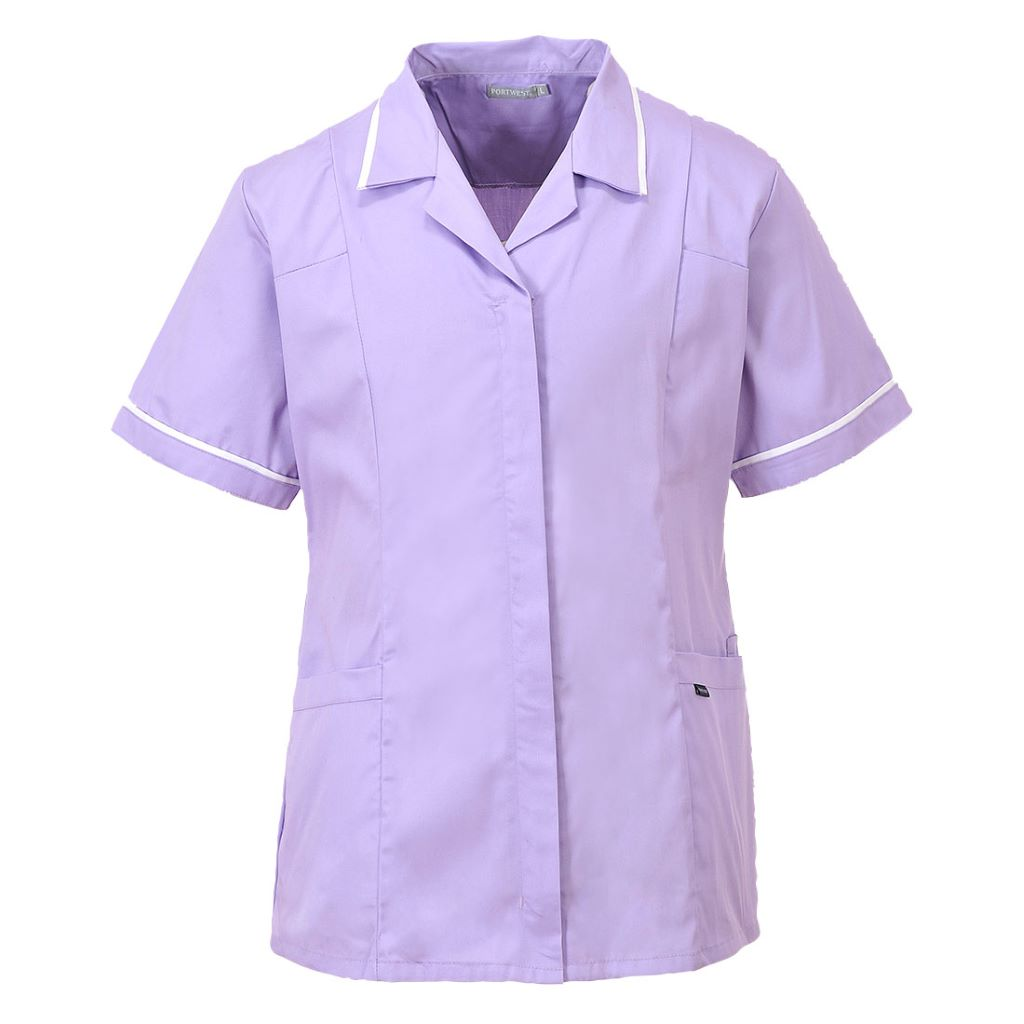 Classic Ladies Tunic LW20 Lilac