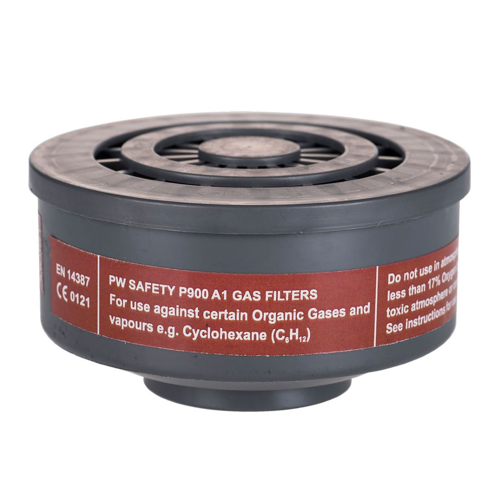 A1 Screw-In Filter  (Pk6) P900 Grey