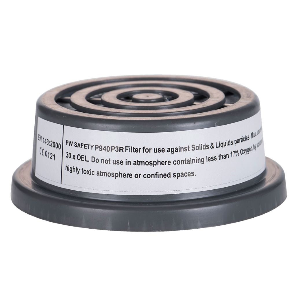 P3 Screw-In Filter  (Pk6) P940 Grey