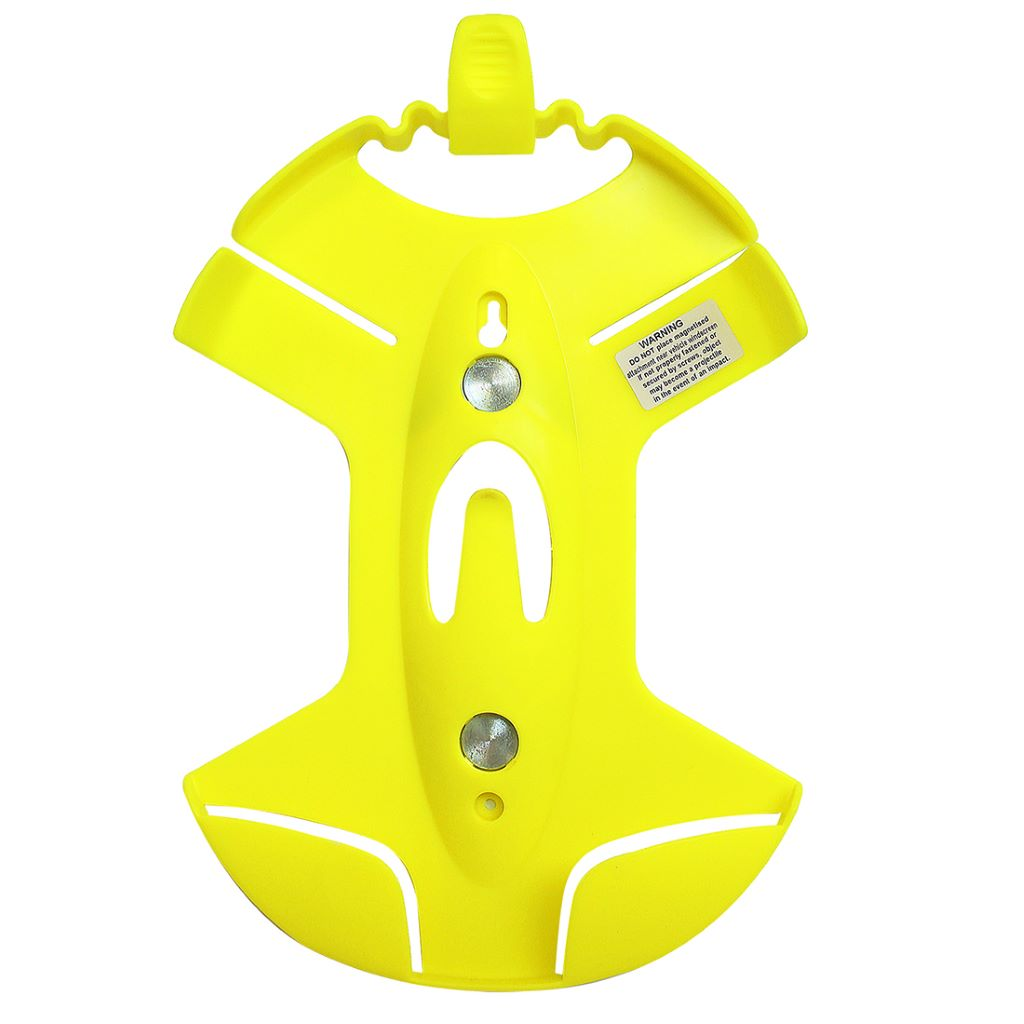Helmet Holder PA10 Yellow