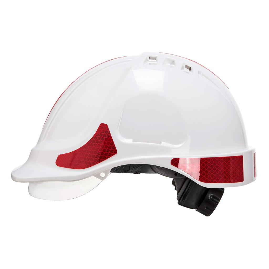 Reflect Helmet Stickers (Pk10) PA91 Red