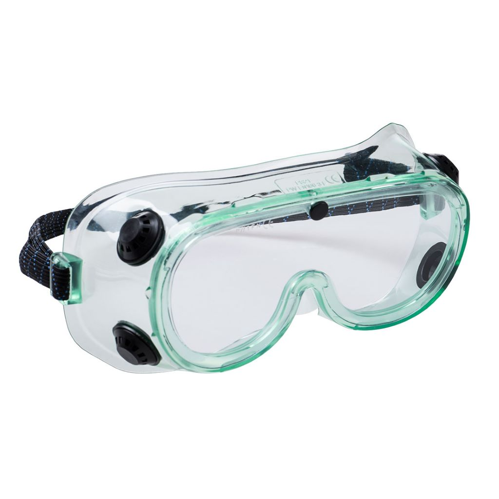 Chemical Goggle PS21 Clear