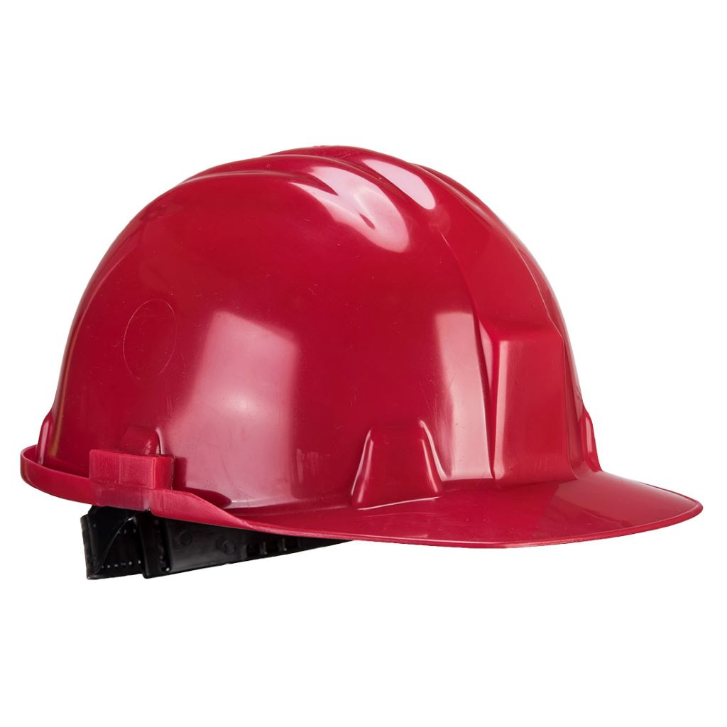 Workbase Safety Helmet PS51 Red