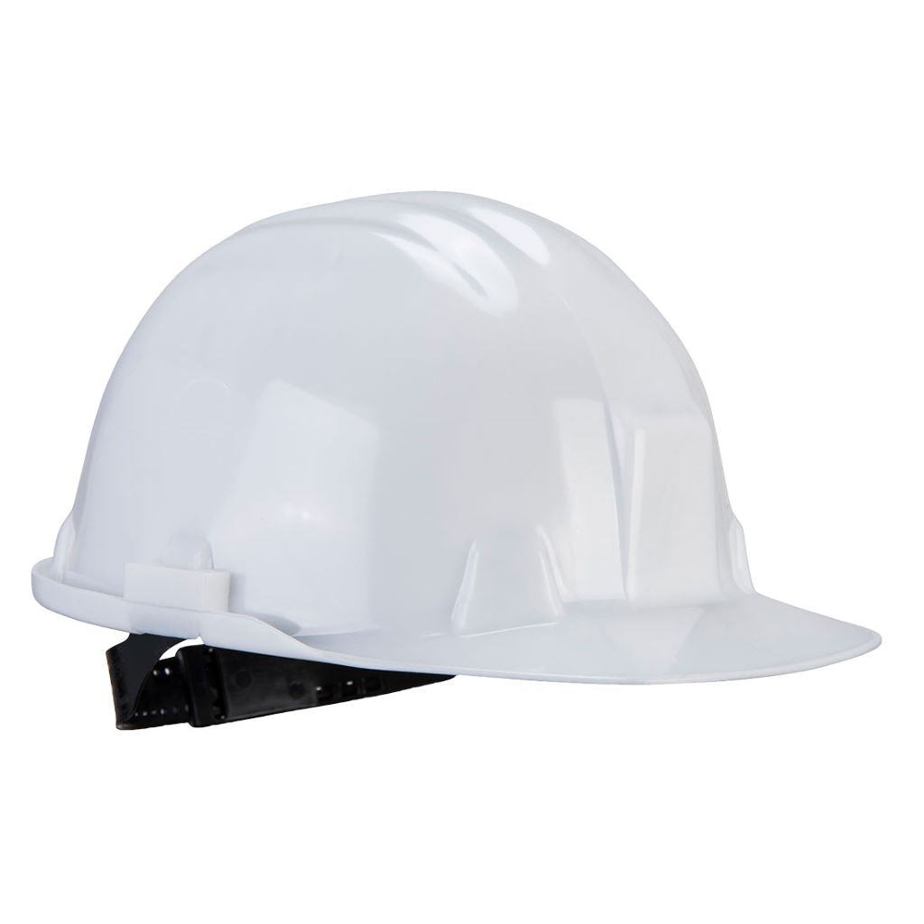 Workbase Safety Helmet PS51 White