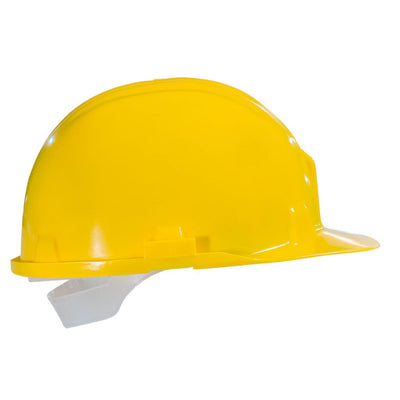 Workbase Safety Helmet PS51 Yellow