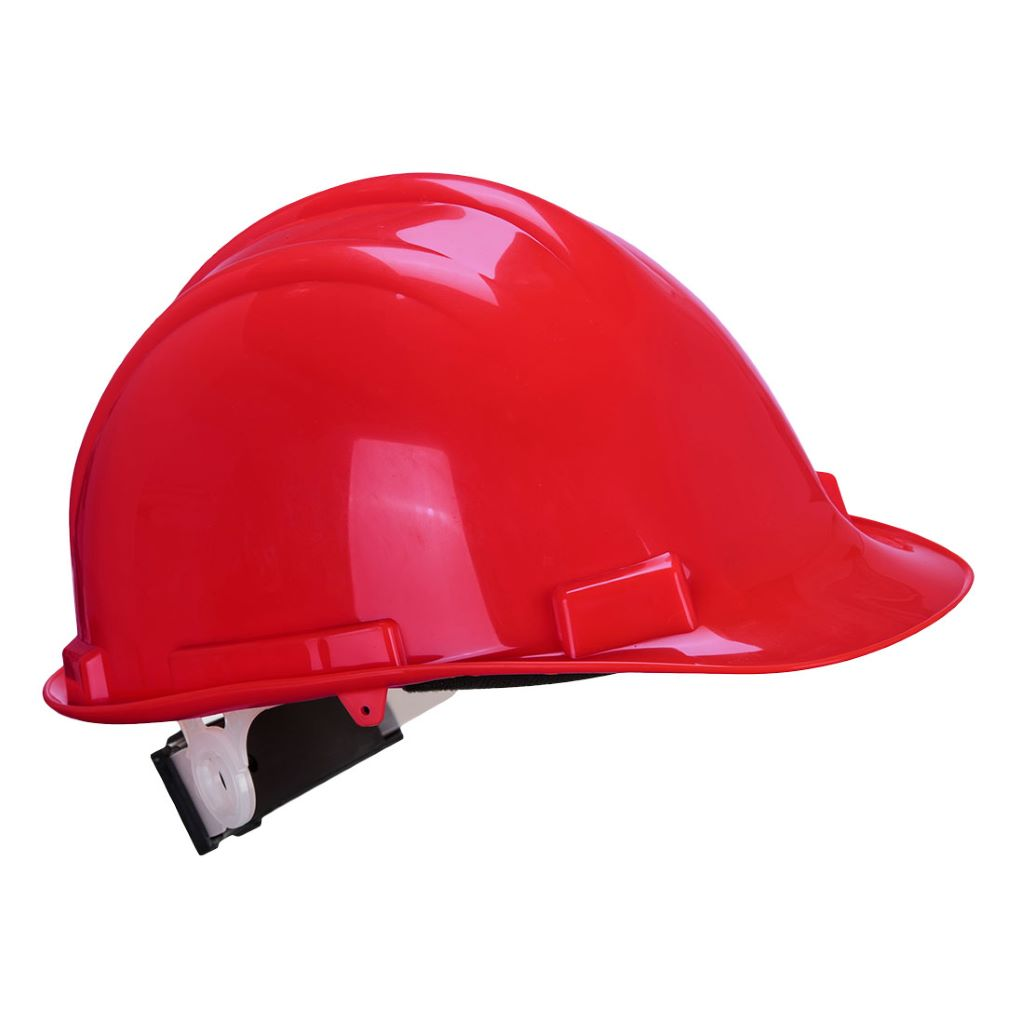 Expertbase Wheel Safety Helmet PS57 Red
