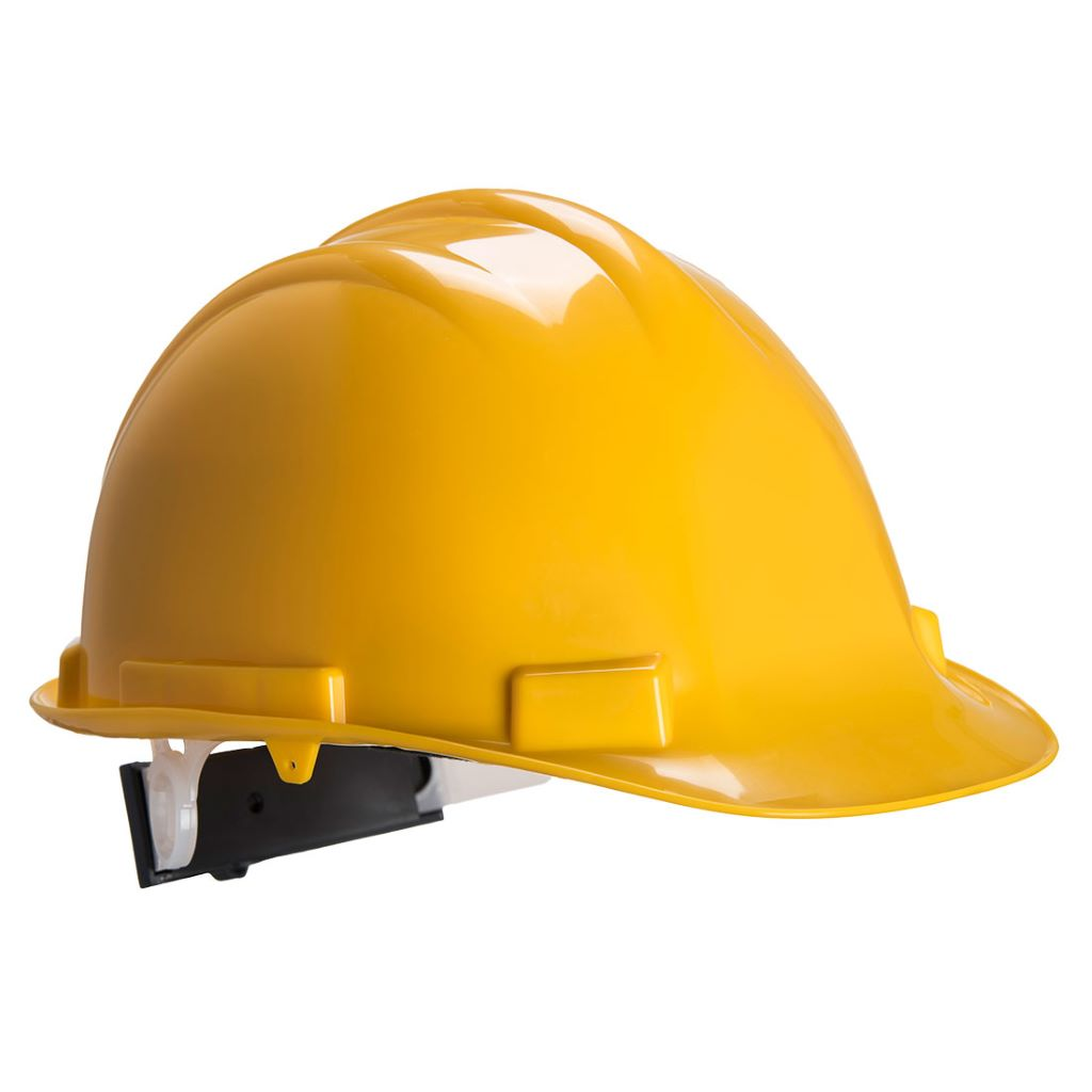 Expertbase Wheel Safety Helmet PS57 Yellow
