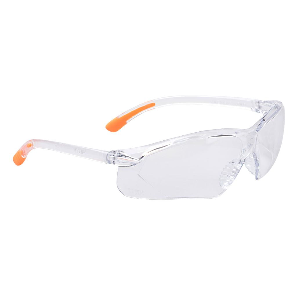 Fossa Safety Spectacle EN166 PW15 Clear