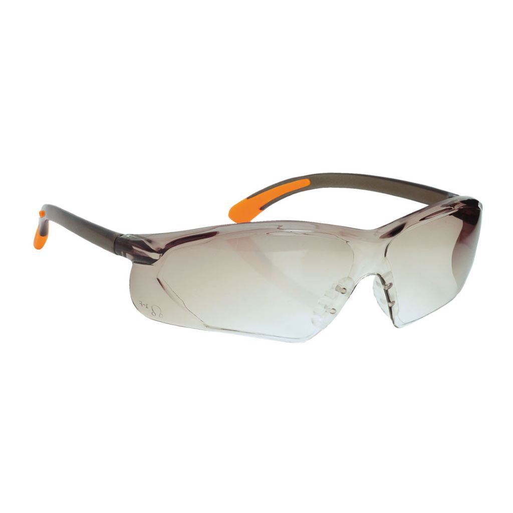 Fossa Safety Spectacle EN166 PW15 Smoke