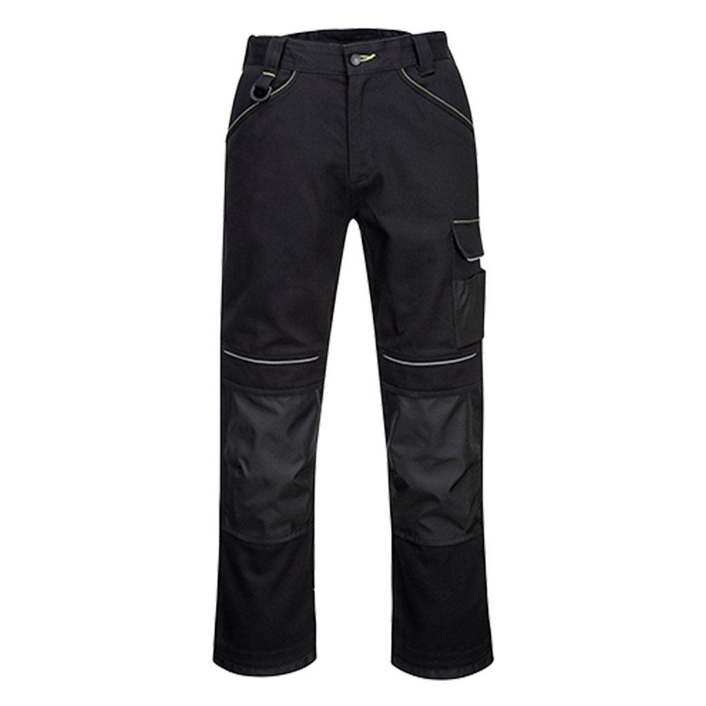 PW3 Cotton Work Trousers PW301 Black