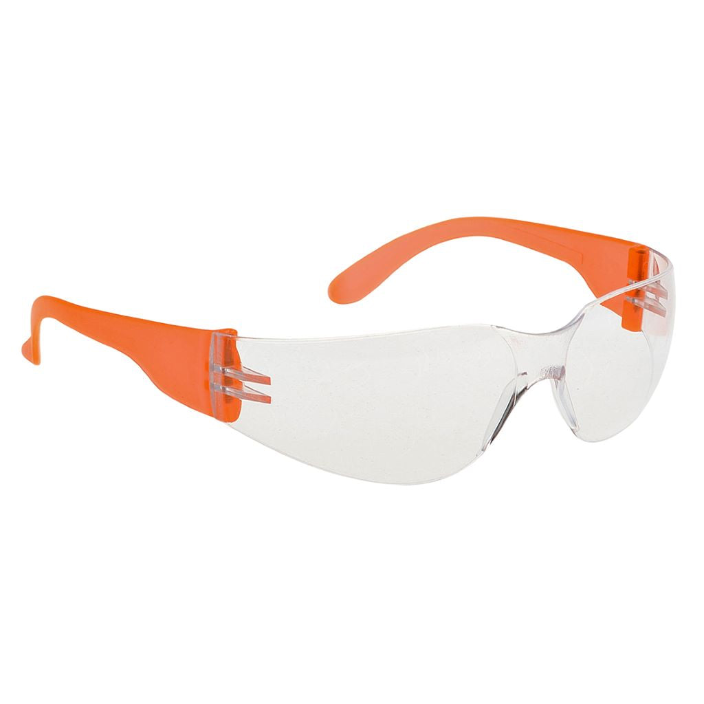 Wrap Around Spectacle PW32 ClearOrange