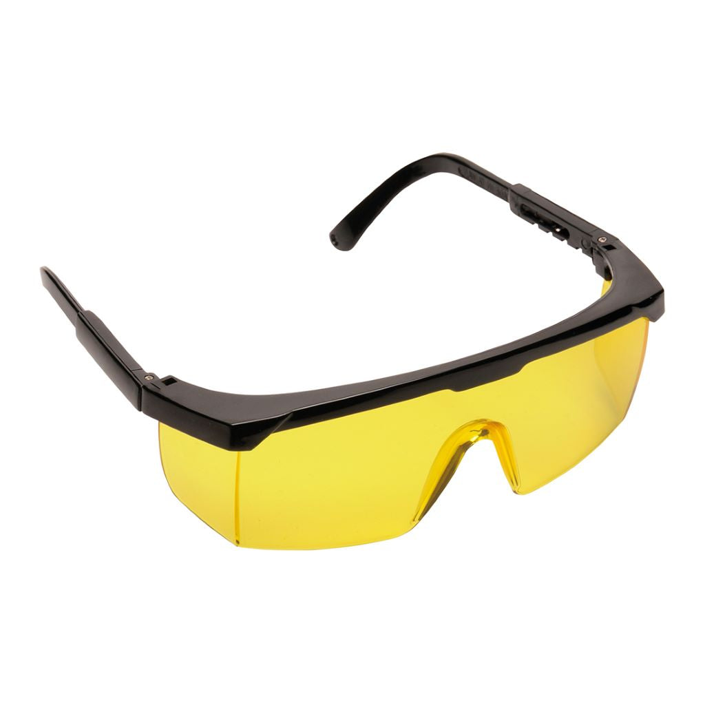 Classic Safety Eyescreen EN166 PW33 Amber