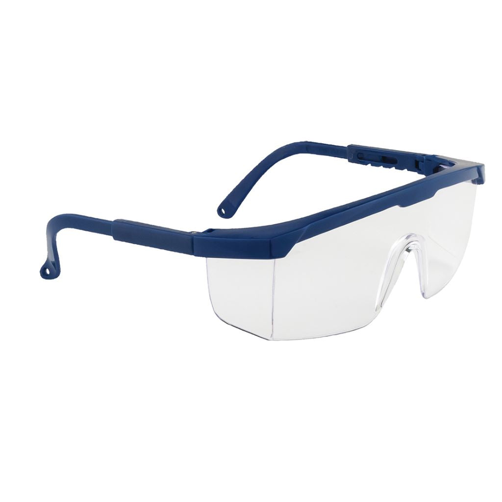 Classic Safety Eyescreen EN166 PW33 Blue