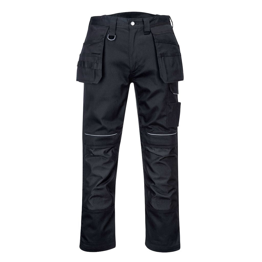 PW3 Cotton Holster Trousers PW347 Black