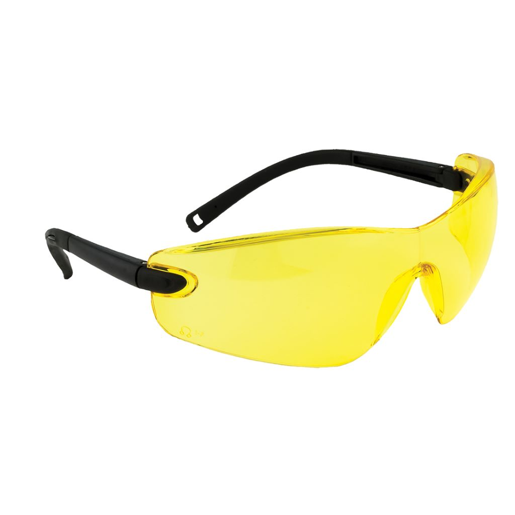 Profile Safety Spectacle PW34 Amber