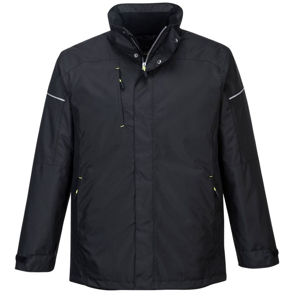 PW3 Winter Jacket PW362 Black