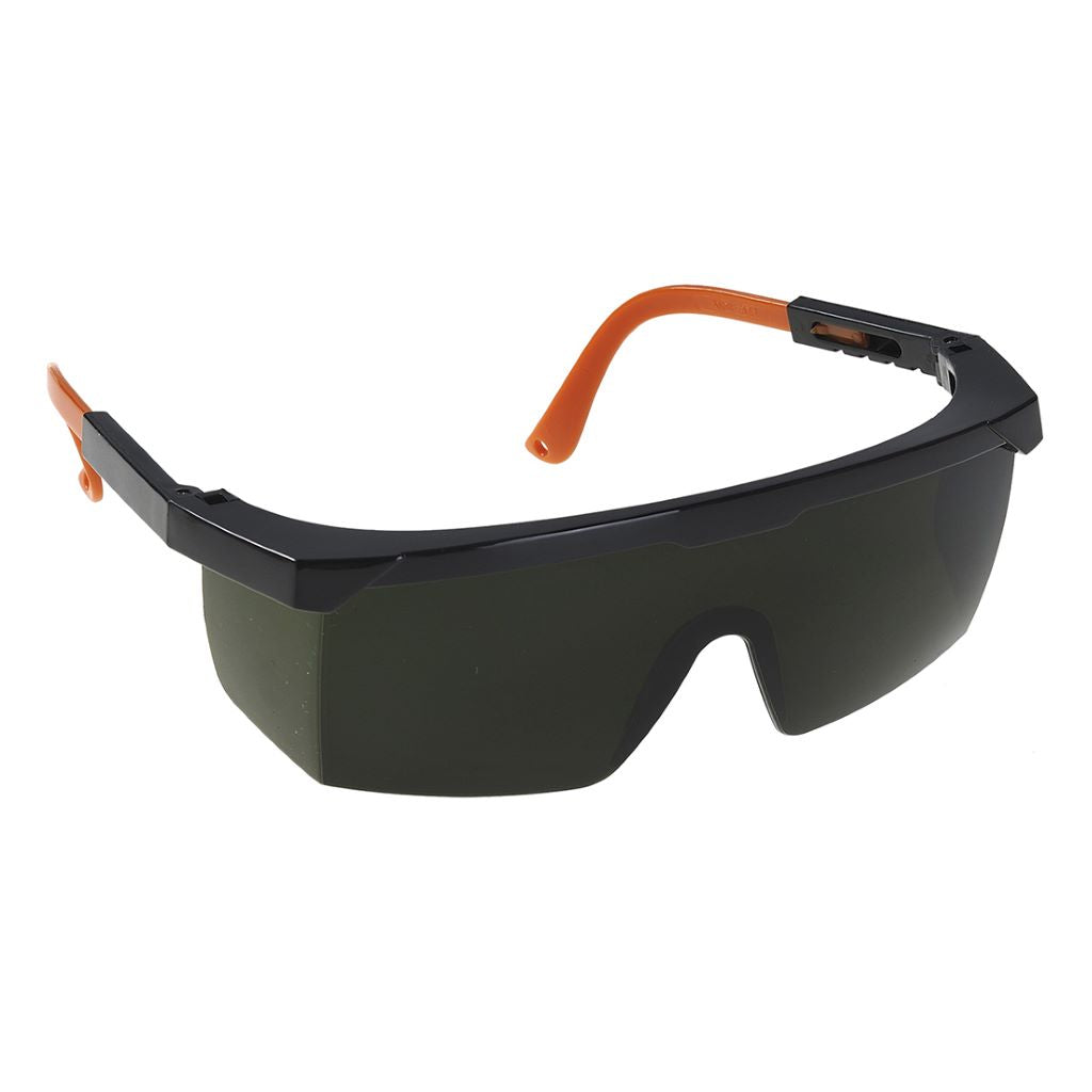 Welding Safety Eye Screen PW68 BottleGreen