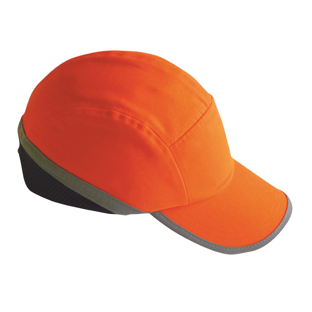 Hi Vis Bump Cap PW79 Orange