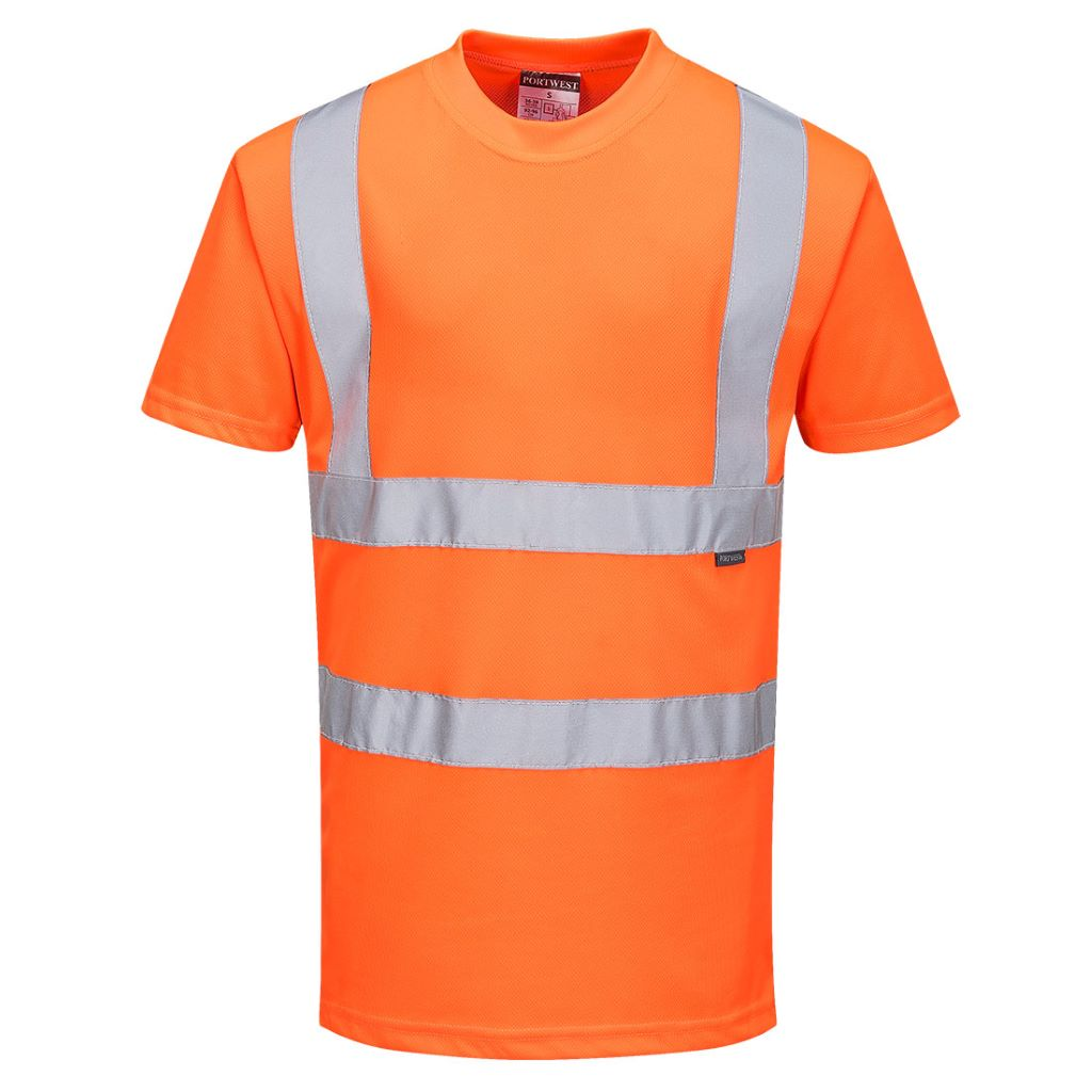 Hi-Vis T-Shirt RIS RT23 Orange