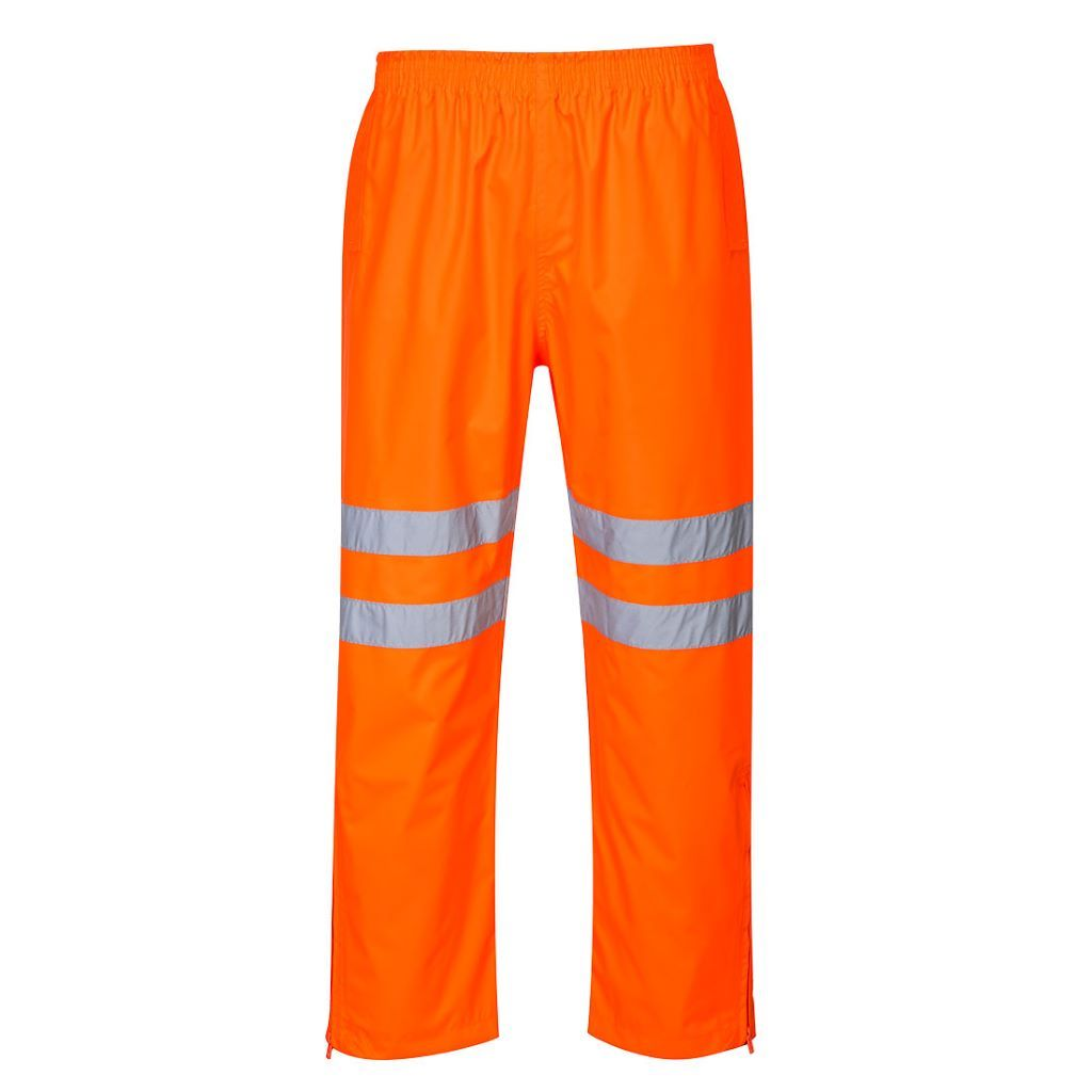 Class 3 Breathable Trousers RT61 Orange