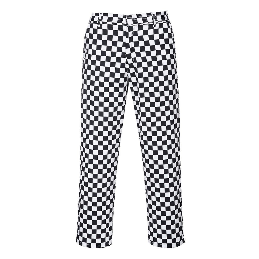 Harrow Chef Trousers S068 Chessboard