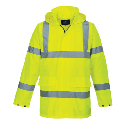 Lite Traffic Jacket S160 Yellow