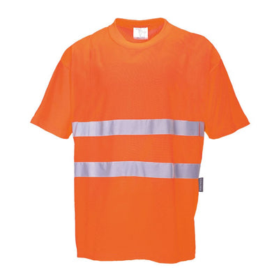 Cotton Comfort T-Shirt S172 Orange