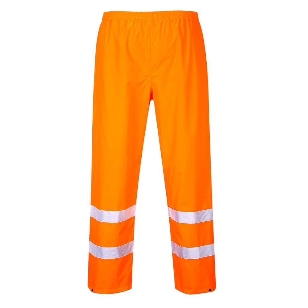 Hi-Vis Traffic Trouser S480 Orange