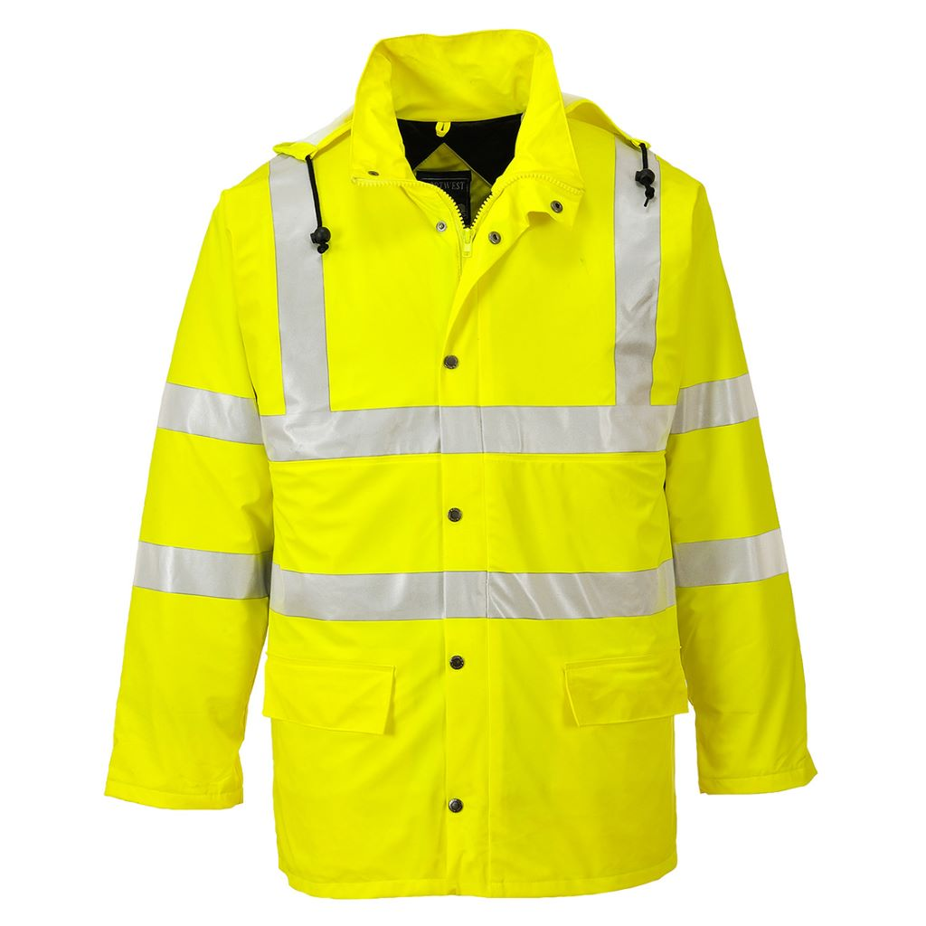 Sealtex Ultra Jacket Lined S490 Yellow