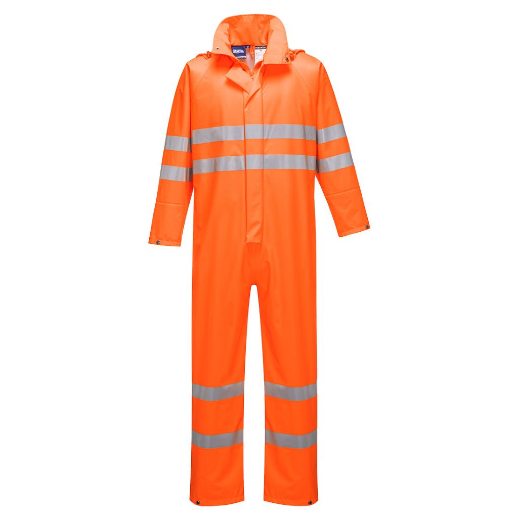 Sealtex Ultra Coverall S495 Orange
