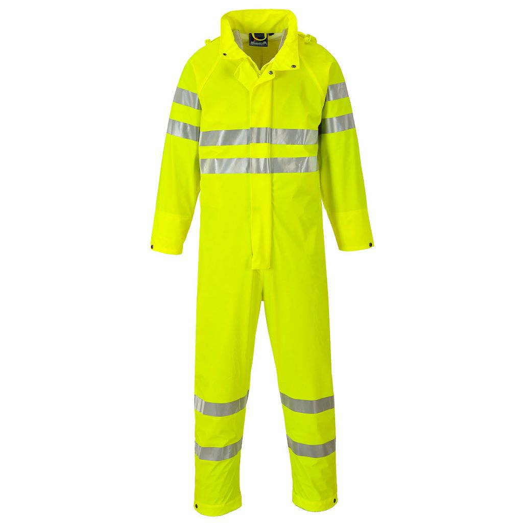 Sealtex Ultra Coverall S495 Yellow