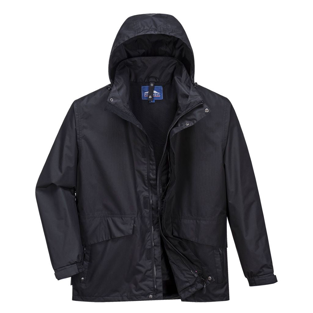 Argo Classic 3in1 Jacket S507 Black