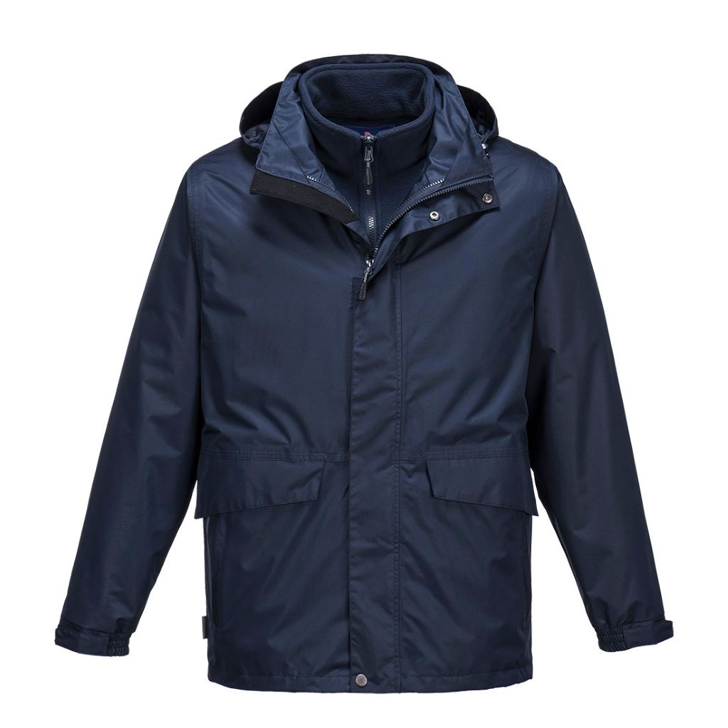 Argo Classic 3in1 Jacket S507 Navy