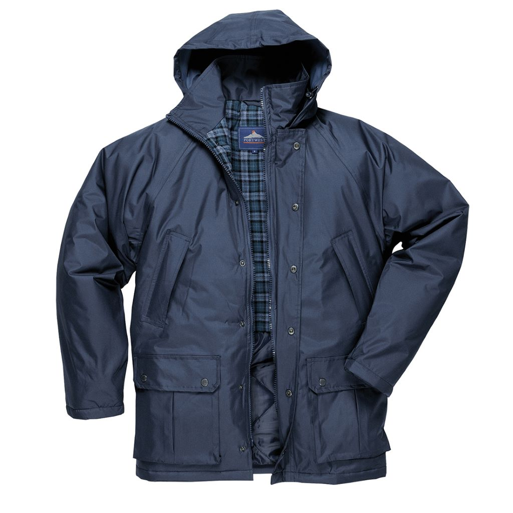 Dundee Lined Jacket S521 Navy