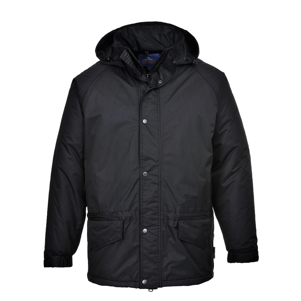 Arbroath Jacket S530 Black