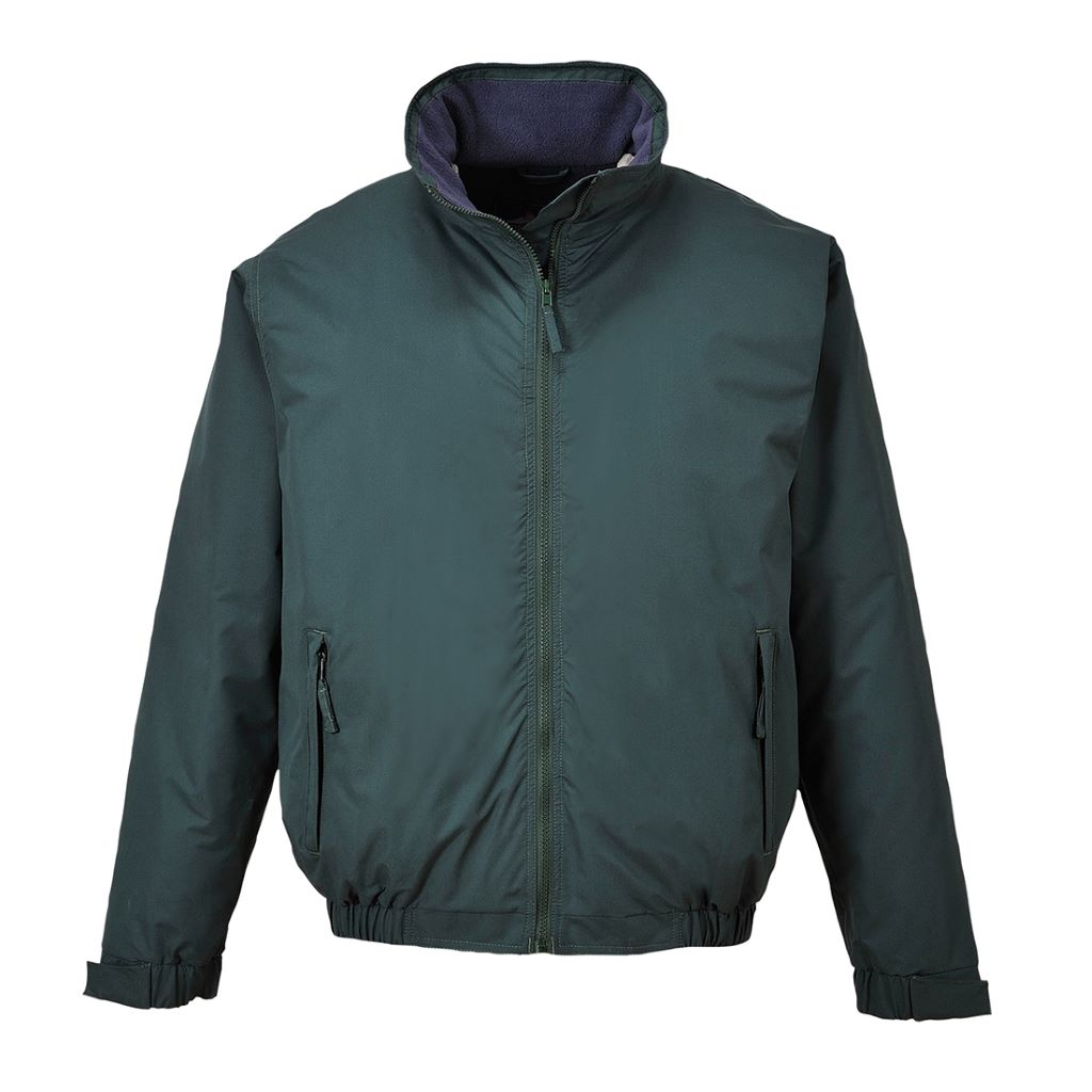 Moray Bomber Jacket S538 BottleGreen